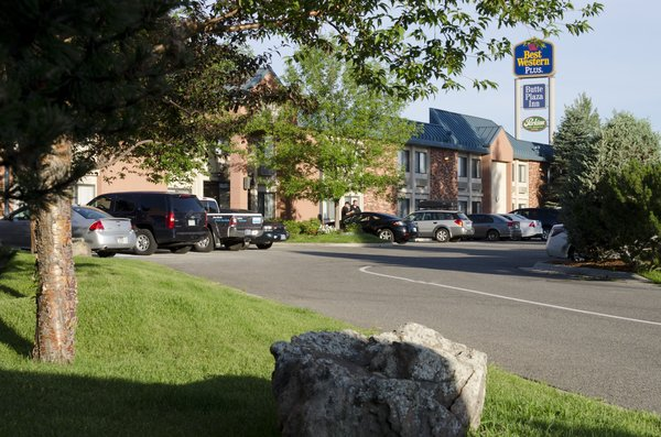 Best Western Butte Plaza Inn